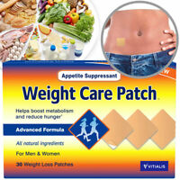 Weight Loss Pills Appetite Suppressant Fat Burner 30 Patches