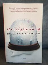 THE FRAGILE WORLD BY PAULA TREICK DEBOARD PAPER BACK BOOK - MINT CONDITION