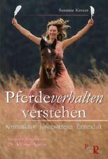 Susanne Kreuer Alfonso Aguilar: Pferdeverhalten verstehen - Brandneu - Pepper