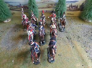 Del Prado Cavalry of the Napoleonic Wars.Multi- listing #106-115