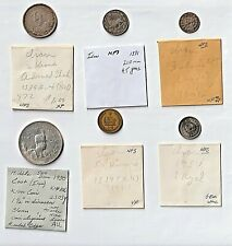 Lot of (6) Middle Eastern Coinage; Multi-denominations; Some rare; See Photos!!