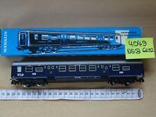 Märklin  HO Art 4049 D-Zug Wagen der NS So-Serie NSB 6692   neuw/Org-Kt