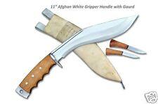 "11""Afghan Guard Handle, Kukri, Gurkha knives,Military knife,working kukri.GK"
