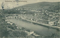 Ansichtskarte Heidelberg vom Philosophenweg  (Nr.9201)