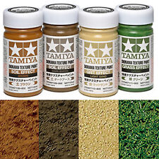 Tamiya Diorama Texture Paint Dark Earth Soil 100ml  # 87109