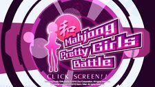 MAHJONG PRETTY GIRLS BATTLE - Steam chiave key - PC Game - Free shipping - ROW