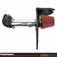 Cold Air Intake Induction Kit + Heat Shield for Camaro SS 6.2L V8 2010-2015