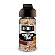 Weber Montana Steak Seasoning - 3.75 oz