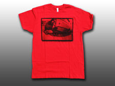 New, Bmx Bicycle T-shirt, Red, Adult Xl