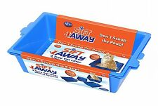 Sift Away Deluxe - Self Sifting Litter Box - 3 Part System - Dont Scoop The Poop
