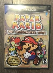 Paper Mario Thousand Year Door [Player's Choice] for Nintendo Gamecube