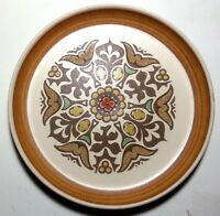 """Canterbury by Denby Dinner Plate England Floral Dinnerware Discontinued 10 1/8"""""""