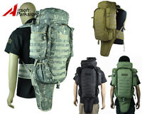 Airsoft Molle Tactical Military Dual Rifle Backpack Gun Shotgun Bag Case Hunting