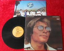 John Denver LP Autograph TOP!!