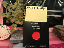 MAC Eye Shadow REFILL NEWS FLASH NEW N BOX authentic pro pan FROM MAC STORE