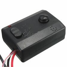 12V Car LED Voice Music Sensitive Sensor Sound Activated Controller Switch +Fuse
