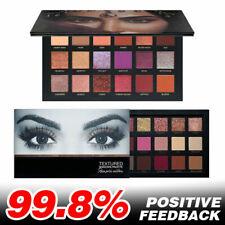 18 Colors Eyeshadow Huda Beauty Textured Palette Matte Makeup Eye shadow Kit