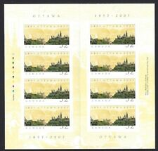 Canada   BK359       OTTAWA  OUR CAPITAL    Post Office 2007 Fresh Booklet