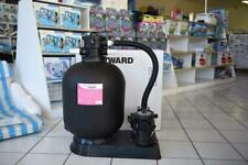 """Hayward 80kg 20"""" Sand Filter With 3/4hp (.75hp) Swimming Pool Pump"""