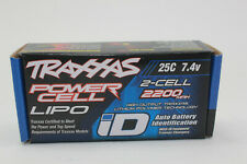 Traxxas ID Power Cell Lipo 2200mah 7.4v 2-cell 25c