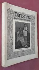 Der Bazar, Erste Damen- und Modenzeitung, 1909, 55.Jahrgang, 24 Hefte