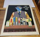 Dave Matthews Band Poster Cincinnati, Riverbend 5/29/12, Bartender