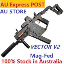 AU Store New Nylon Lehui Vector V2 Gel Ball Blaster Auto Mag-Fed Adult Size