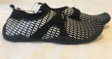 JSport by Jambu Cycle Water SHOES WOMEN POOL BLACK WHITE SIZE 8.5 NWT NEW