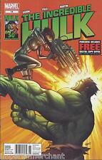 The Incredible Hulk Comic Issue 14 Modern Age First Print 2012 Aaron Palo Martin