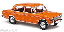 Busch 50502, Lada 1500 (WAS 2103) »CMD«, Orange, H0 Fahrzeug Modell 1:87