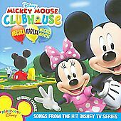 Mickey Mouse Clubhouse: Meeska, Mooska, Mickey Mouse by Disney - CD