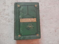 ILLUSTRATED LIBRARY of WONDERS, THE MOON BY AMEDEE GUILLEMIN Hardcover 1873