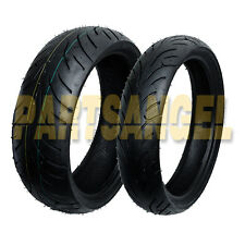 Front Rear Max Motosports Moto Tire set of 2 tires 120/70-17 & 180/55-17
