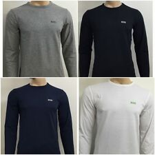 HUGO BOSS Fitted Long Sleeve Casual Shirts & Tops for Men