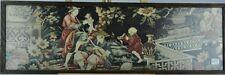 French 18th Century Toile on silk, Chinese scene. (BI#MK/0317.TMP)