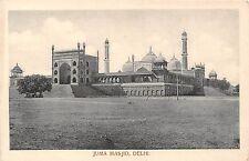 POSTCARD   INDIA   DELHI   Juma  Masjid