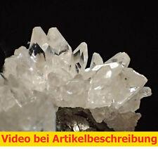 6497 Calcite transp UV Pyrite 6*7*5 cm classic 1981 Gyöngyösoroszi Hungary MOVIE