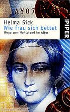"""Helma Sick """" Como MUJER sich incrusta Caamino a la Prosperidad en el antiguo """""""