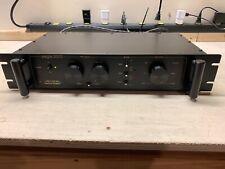 Electron Kinetics Eagle 2000 Pre Amplifier by John G. Iverson Audiophile