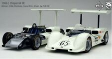Exoto 1/18 Chaparral 2E #65 1966 Monterey Phil Hill Rolling Chassis RLG18162 NEW