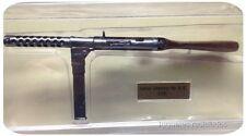 SUBFUSIL SCHMEISSER MP28 SIGLO XX mIniatura plomo armas de fuego