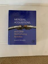 New ListingMergers and Acquisitions and Other Restructuring Activites Book