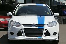 NEW FORD FOCUS GENUINE ABS PLASTIC HATCH  BODY KIT SPOILERS 2011 - 15 RRP $ 1600