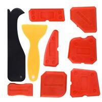 9 Pieces Silicone Sealant Finishing Tools Smoothing Caulking Tool Kit for K V5Y6
