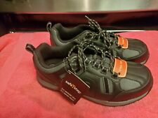mens satetstep steel toe sneakers-size 10.5-new with tags