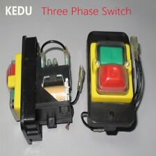 16A Three Phase Switch Magnetic for KEDU JD2 Gardening Electric Pushbutton Tools