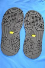Vibram Style 1374 Baltimore Full Rubber Replacement Sole Size 6/8