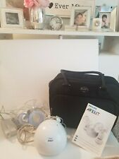 PHILLIPS AVENT ISIS DUO TWIN ELECTRONIC BREAST PUMP