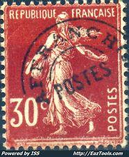 FRANCE SEMEUSE PREO N° 58 NEUF * AVEC CHARNIERE COTE 160€ A VOIR