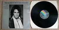 Vinyl Record LP Album NEIL DIAMOND HIS 12 GREATEST HITS